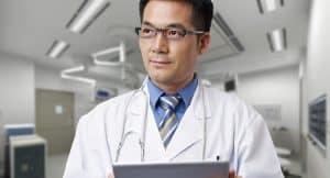 Medical check up for Grab Uber
