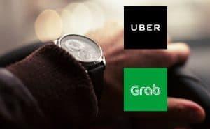 uber grab PDVL driver