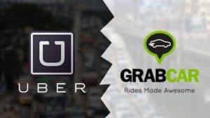 uber grab drivers skip car rental