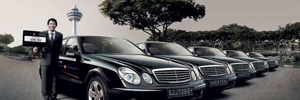 Airport limo services