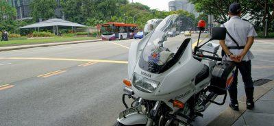 Traffic Police Demerit Points