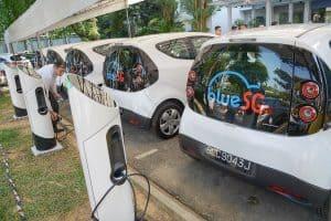 Electric Car Singapore